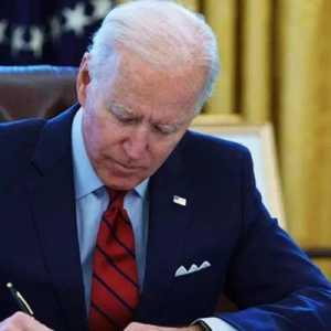 Presiden AS Joe Biden Perintahkan Masa Berkabung Lima Hari Atas Peristiwa Penembakan Atlanta