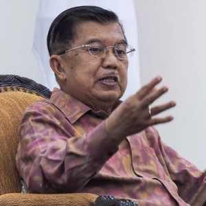 Sampaikan Duka Bom Makassar, Jusuf Kalla: Ini Mencederai Kemanusiaan!