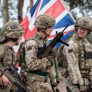 Inggris Punya Pasukan Khusus Baru, Resimen Penjaga Untuk Dikirim Ke Konflik Afrika Dan Timur Tengah