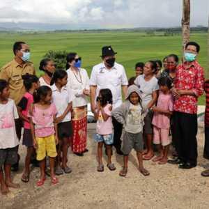 Ketua Senator: Food Estate Sumba Tengah Benteng Pertahanan Pangan Indonesia Timur