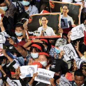 Aktivis Myanmar Siapkan Konvoi Mobil Untuk Lawan Kekerasan Militer