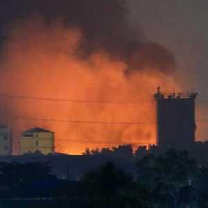 Pengamat: Serangan Terhadap Pabrik China Di Myanmar Telah Diatur Dan Direncanakan Oleh Kekuatan Anti-China