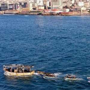 Tiga Nelayan Palestina Tewas Terkena Ledakan Drone Israel