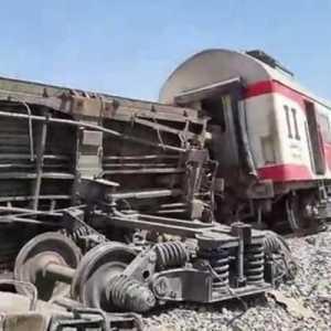 Tabrakan Kereta Api Mesir, 32 Tewas Puluhan Luka-luka