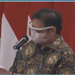 Airlangga Lapor Ke Jokowi Satu Tahun Realisasi Kartu Prakerja: Di Awal Program Hanya Ada 15 Orang, Kini Sudah 55,6 Juta