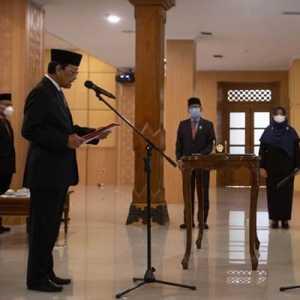 Lantik Kepala BBPOM, Sri Sultan HB Ingin Sertifikasi Vaksin Covid-19 Di Yogyakarta Dilakukan Secara Cepat Dan Akurat