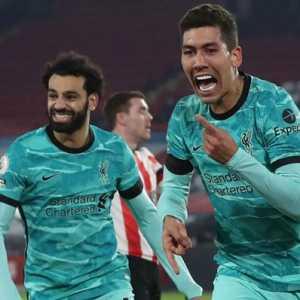 Tanpa Diperkuat Alisson Becker, Liverpool Mampu Akhiri Paceklik Kemenangan