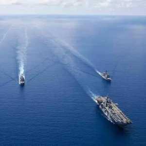 AS Puji Rencana Jerman Kerahkan Kapal Perang Ke Laut China Selatan