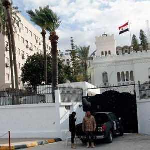 Pemimpin Mesir Dan Libya Sepakat Membuka Kembali Kantor Kedutaan Mesir Di Tripoli