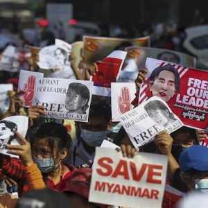 BKSAP DPR Kutuk Keras Aksi Brutal Rezim Militer Myanmar