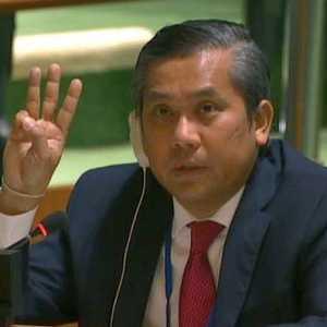 Antara Perwakilan Pemerintahan Sipil Atau Militer Myanmar, Siapa Yang Akan Dipilih PBB?