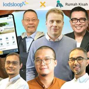 Rumah Kisah Manfaatkan Sistem Pengajaran Berbasis Cloud Milik KidsLoop
