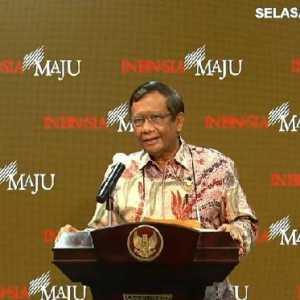 Mahfud MD Minta Amien Rais Buktikan Tuduhan Pelanggaran HAM Berat Dalam Kasus KM 50