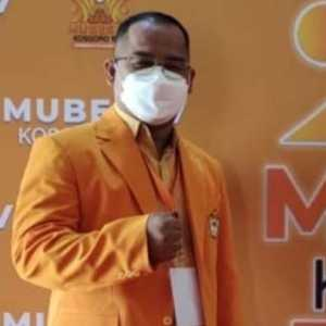 Muslim Butarbutar: Mubes Kosgoro Sebagai Ormas Pendiri Partai Golkar Legal, Wajar Dibuka Airlangga Hartarto