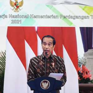 Buka Rakernas Kemendag, Presiden Yakin Pertumbuhan Ekonomi 5 Persen Tahun 2021 Bisa Tercapai