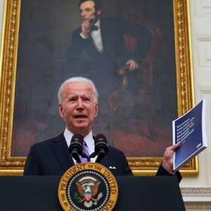 Joe Biden Desak Senat Sahkan Covid-19 Hate Crimes Act Dan Panduan Sistem Pelaporan Online Untuk  Kekerasan Rasial