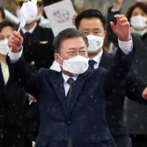 Presiden Moon Jae-in Berharap Olimpiade Tokyo Jadi Momentum Perdamaian Semenanjung Korea