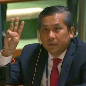 PBB: Dubes Myanmar Yang Ditunjuk Junta Militer Mengundurkan Diri