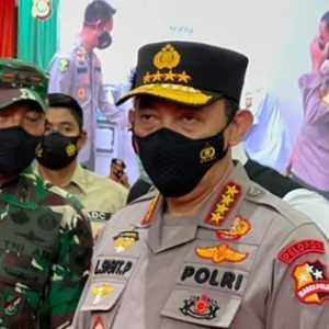 Kapolri Yakin Target 1 Juta Vaksinasi Sehari Tercapai Lewat Sinergitas TNI-Polri