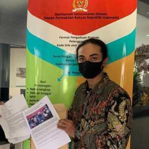 Laporkan Rahmat Muhajirin Terkait Pencurian 21,5 Ton BBM Ke MKD, Syahroni: Saya Ingin Marwah Dan Kehormatan Lembaga Tetap Terjaga