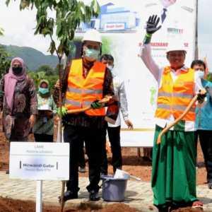 Dukung Pembangunan Hutan Kota