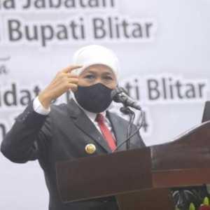Khofifah Instruksikan Bupati Walikota Blitar Bedah Pengembangan Selingkar Wilis Lintas Selatan