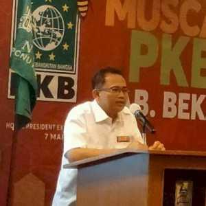 Kembali Pimpin PKB Kabupaten Bekasi, Gus Iik Minta DPRD Ikut Kritisi Kebijakan Anggaran Pemerintah