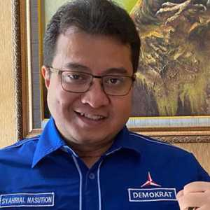 Menko Polhukam Akui Pengurus Resmi Demokrat Dipimpin AHY, Syahrial Nasution: Semoga Konsisten!
