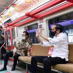 Ledekan Jokowi Ke Ganjar Jadi Isyarat Dukungan Di Pilpres 2024?