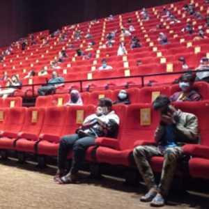 Bioskop Mulai Kembali Dibuka, Antusias Warga Surabaya Luar Biasa