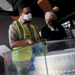 Oktober, Pembangunan Jakarta International Stadium Dijadwalkan Rampung