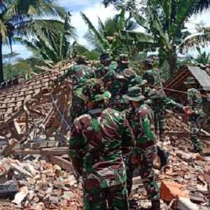 Paska Gempa Malang, TNI Kerahkan 700 Pasukan