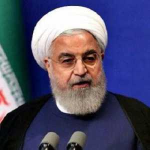 Rouhani: Meski Mampu Membuat Bom Nuklir, Tekad Iran Perkaya Uranium Untuk Kegiatan Damai