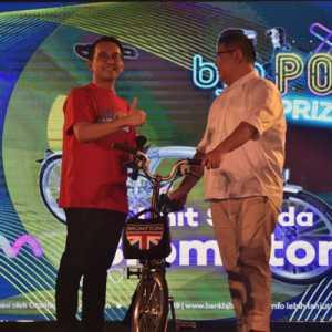 Inilah 11 Pemenang Top Spender bjb Poin