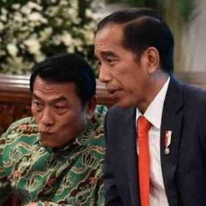 Jokowi Belum Menangkan Drama Demokrat, Moeldoko Belum Dipecat