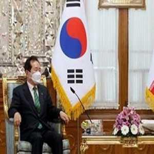 PM Chung: Hubungan Korsel-Iran Sangat Erat, Sayang Saat Ini Dihadapkan Pada Tantangan