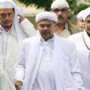 Khawatir Dipolitisasi Alasan Habib Rizieq Enggan Ungkap Hasil Test PCR