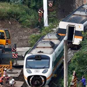 Jaksa Taiwan Keluarkan Surat Perintah Penangkapan Untuk Tersangka Kecelakaan Kereta Api Di Terowongan Hualien