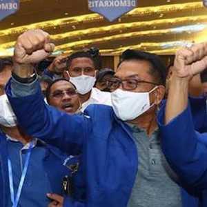 Meilda Pandiangan Cium Gelagat Moeldoko Ingin Disejajarkan Dengan Jokowi