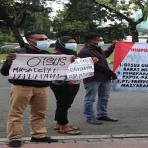 Himpunan Mahasiswa Kaimana: Tangkap Mafia Otsus Demi Kesejahteraan Papua Dan Papua Barat