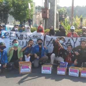 BEM Nusantara Galang Dana Bantu Korban Banjir Dan Longsor NTT