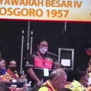Tegaskan Kosgoro Lahir Dari Jawa Timur, Yusuf Husni: Kami Akan Pertahankan Marwahnya