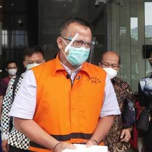 Berkas Perkara Diterima PN Tipikor Jakarta, Edhy Prabowo Cs Segera Diadili