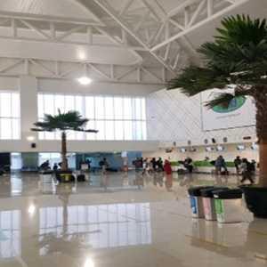 Dukung Larangan Mudik, Bandara Ahmad Yani Tak Layani Penerbangan Umum