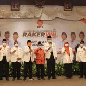 PKS Banten Target Raih 1,2 Juta Suara Pada Pemilu 2024