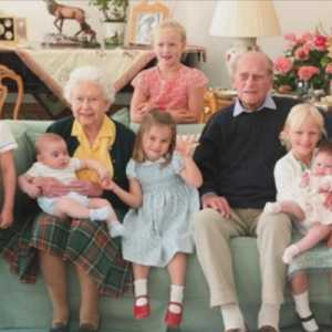 Jelang Pemakaman Pangeran Philip, Kerajaan Inggris Rilis Dua Foto Langka