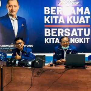 KLB Moeldoko Tak Diakui Kemenkumham, DPC Demokrat Kuningan Sujud Syukur