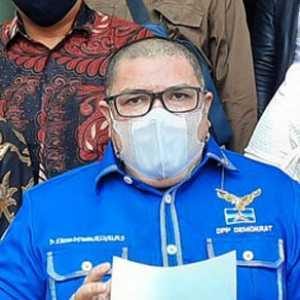 Usai Tak Disahkan Pemerintah, Razman Nasution Mundur Dari Kepengurusan Demokrat Moeldoko