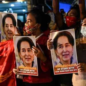 82 Orang Tewas Dalam Sehari, Warga Myanmar: Ini Seperti Genosida
