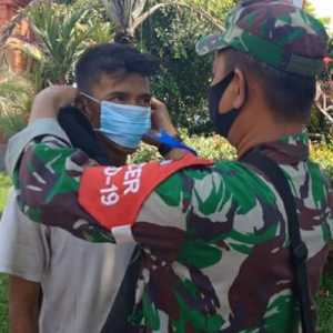 Ketahuan Langgar Prokes, Delapan Warga Baca Pancasila Dan Al Fatihah